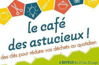SEROC : événement SEROC – Le Café des astucieux ! du 22 septembre au 9 octobre 2021